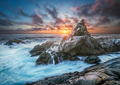 The Matterhorn Rock - Big Sur, CA