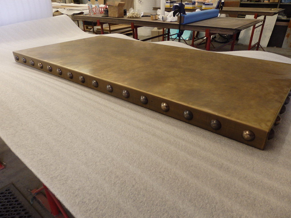 Zinc, Copper, Brass, Pewter, Bronze and Steel Sheet Metals