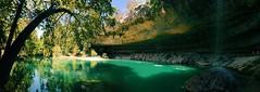 Hamilton Pool Panorama