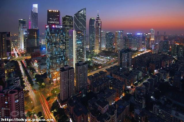 Canton skyline#guangzhou #canton #cantontower #skyline #skylineview #skylines #skyscrapercity #sunset #citysunset #cbd #chinatown #zhujiangnewtown #ctf #cityview #cityscape #citynights #city #cityskyline #nightphotography #sunset🌅 #skyscraper #hig