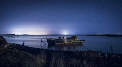Bluff shipwrecks