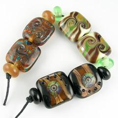 Earthy Earring Pairs