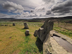 Tomnaverie stone circle (M2268363 M2268365 E-M1ii 7mm iso200 f8 1_3200s)