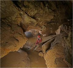 Grotte de Gomèse vers Arbois, Jura