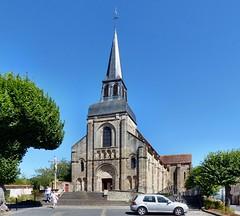 Châteaumeillant - Saint-Genès - Photo of Beddes