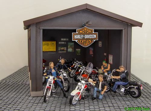 Harley Davidson Clubtreffen