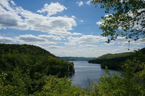 View of Great Sacandaga Lake