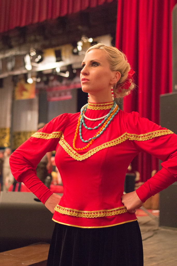 Russian Hardness.