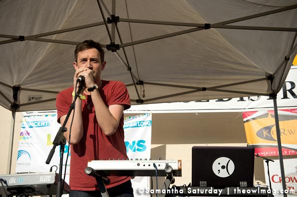 Tanlines @ Make Music Pasadena, Pasadena 6/1/2013