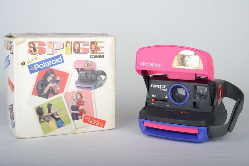Polaroid Spicecam