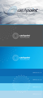 A rebranding project for Catchpoint (New York, USA)