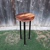 Little outdoor cocktail table I made