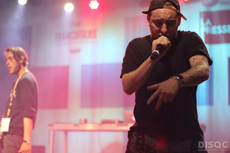 FrancoFolies 2013 : Rap