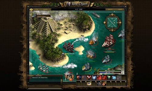 Seafight -a thrilling online game