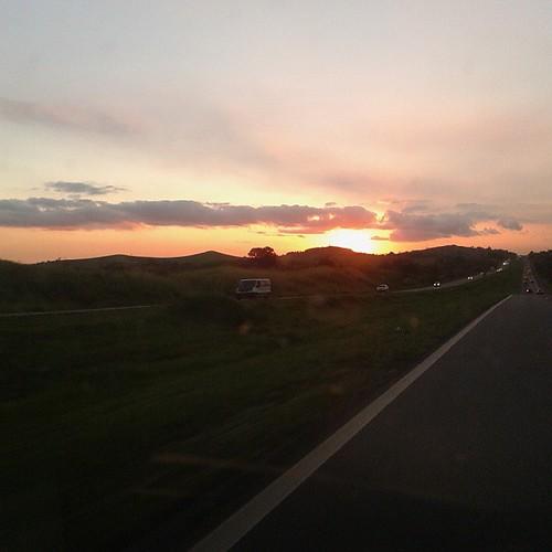 #Sunset #br324 #nofilter
