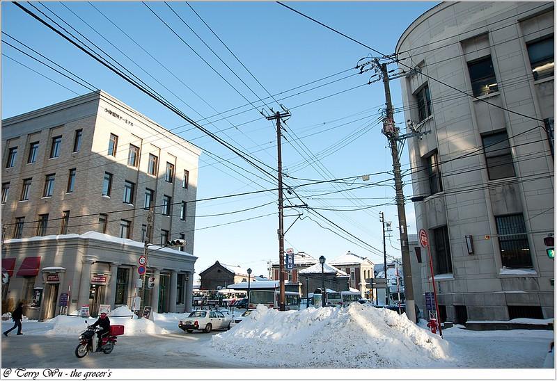 Day3 - 小樽街道
