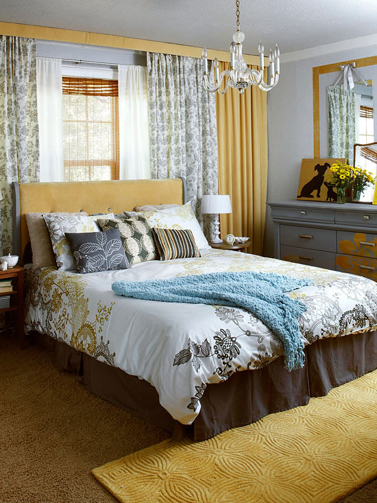 Living After Midnite: How to Pull a Room Together: Home Decorating