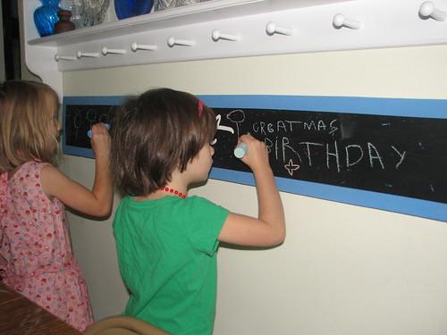 chalkboard update