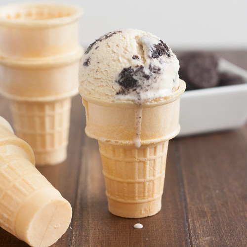 Peanut Butter Cookies and Cream Ice Cream | Tracey's Culinary ...