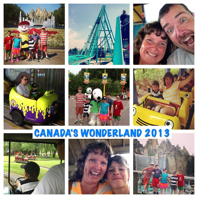Canada's Wonderland 2013