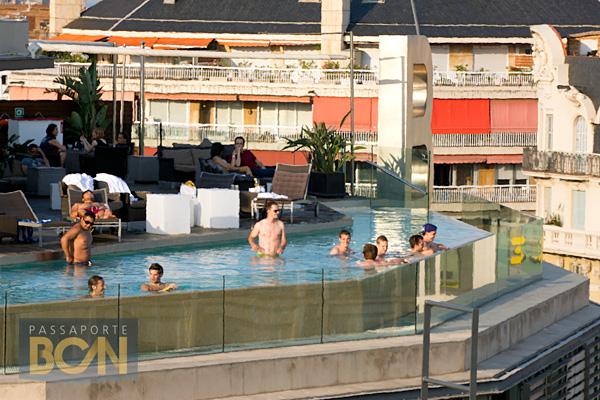 B Hotel, Barcelona