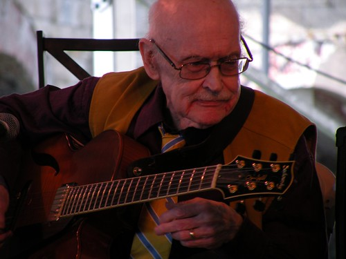 Jim Hall live at Newport Jazz Festival 2013