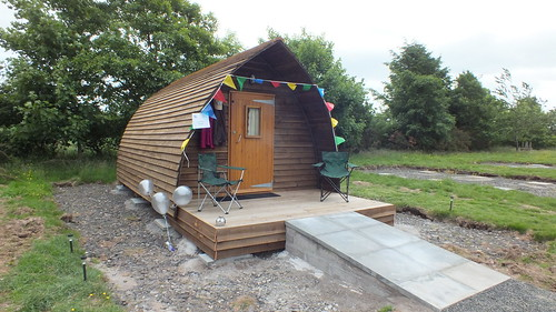 Newbigging wigwam - shared on the website