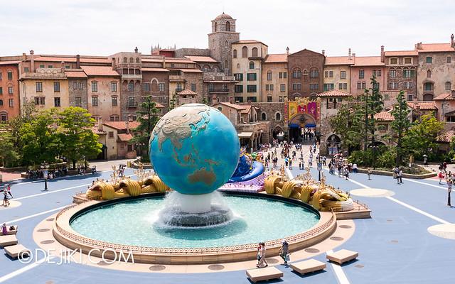 Tokyo DisneySea - Mediterranean Harbor / AquaSphere