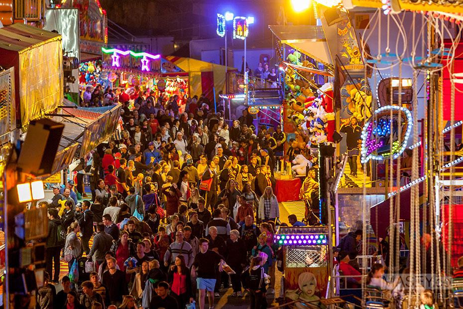 Brisbane 'Ekka' 2013 - images from sideshow alley.