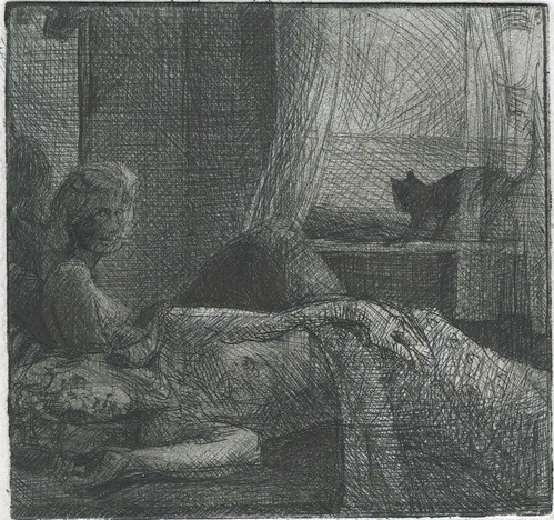 etching from the past by Bricoleur's Daughter