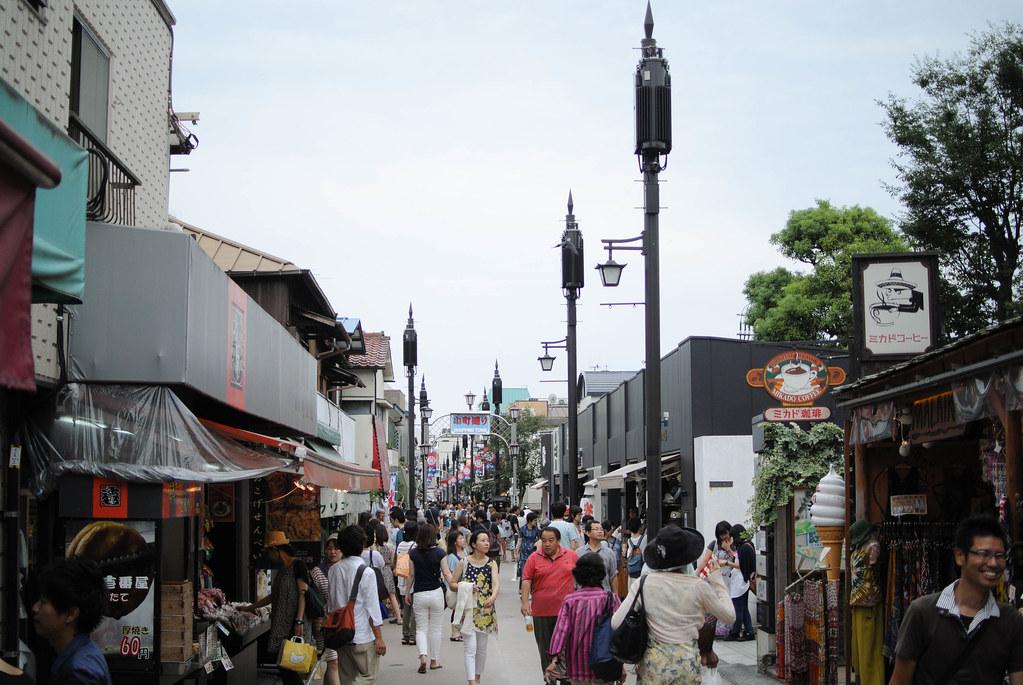 小町通り - 鎌倉
