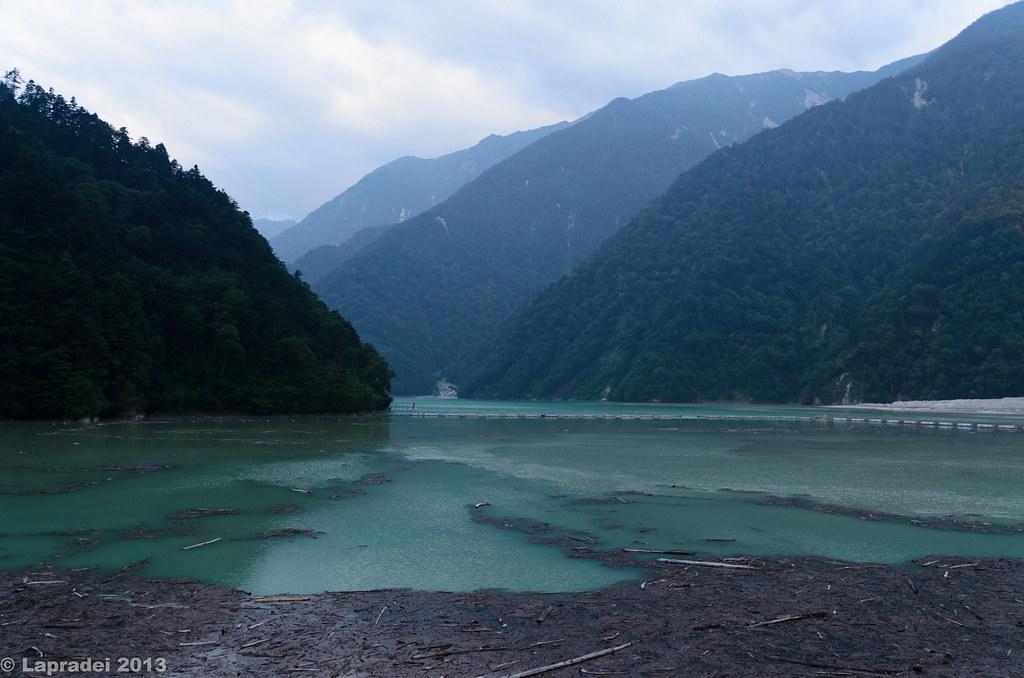 20130810 高瀬ダム