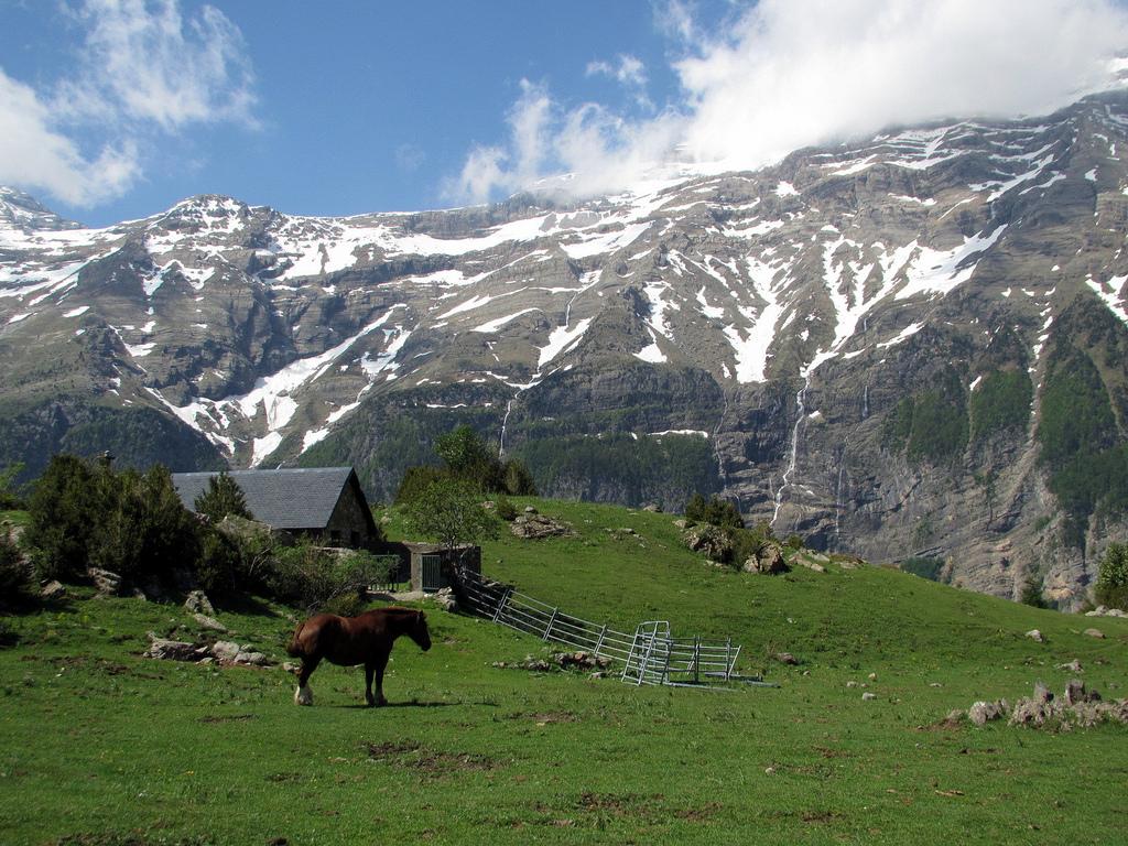 5. Valle de Pineta desde La Larri. Autor, Juan Simon