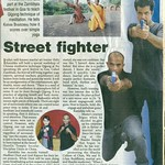 Mon, 26/08/2013 - 13:51 - Shaolin Kung Fu Warrior Kanishka Sharma on The Pioneer