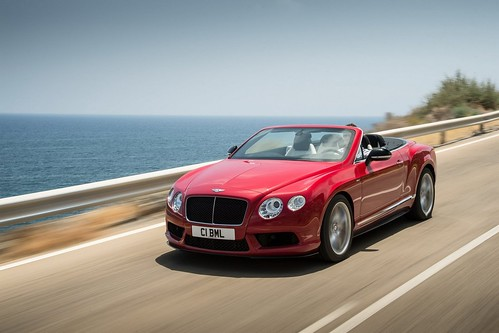 2014 Bentley Continental GT V8 S Photo Gallery