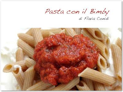 Pasta con il Bimby: Ricettario eBook