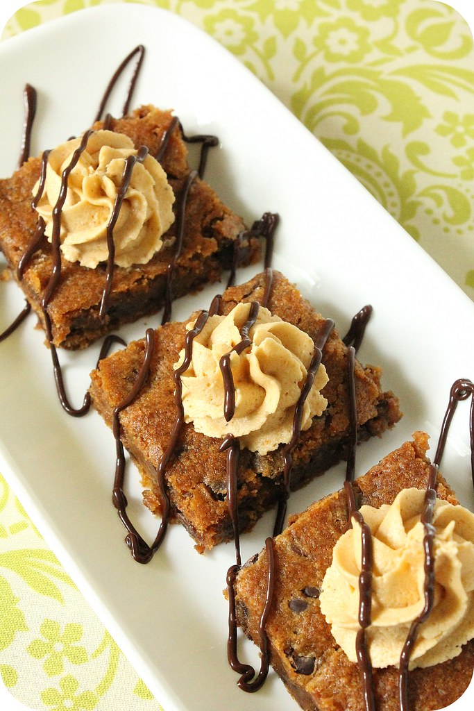 vegan pumpkin chocolate chip bars