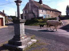La Chaze-de-Peyre, sur les Chemins de Saint-Jacques de Compostelle - Photo of Les Bessons