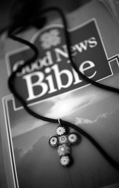 Good News Bible from Flickr via Wylio
