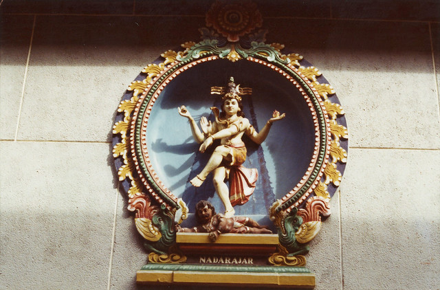 Saigon 1972 - The Mariamman Hindu Temple