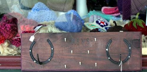 IMG 4095 Horse Shoe Hooks