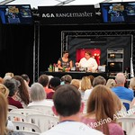 Rosemary Shrager at Mold Food & Drink Festival 2013