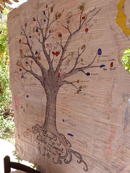 arbre aux pouces