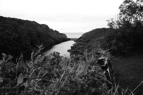Downhill Lake