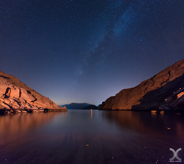 Oman by Night