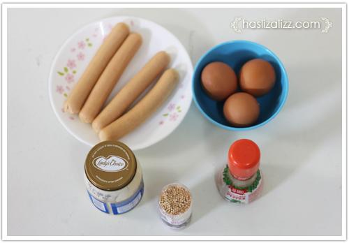 10114705833 a560a49a8a o sarapan untuk anak | sosej egg with love