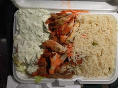 16 White Rice