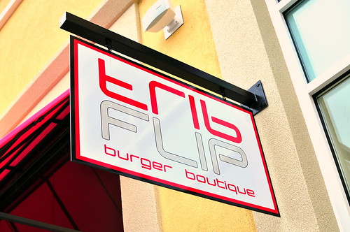 Flip Burger Boutique - Birmingham
