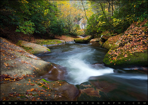 autumn mountain fall river nc stream northcarolina fallfoliage foliage blueridgeparkway appalachians
