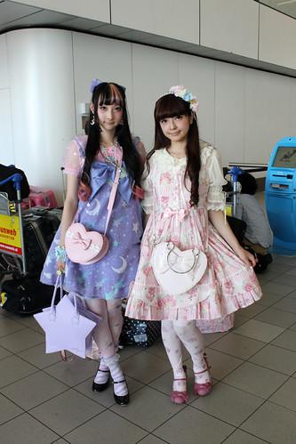 Ririn and Misako